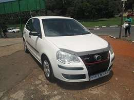 2007 model vw polo 1.4 t/line sed cars for sale in johannesburg
