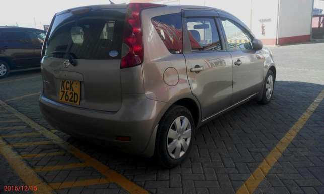 Nissan Note 1500cc. Arm rest automatic. DVD player Umoja - image 3