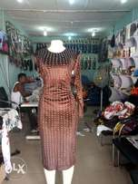 Nice gown