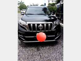 A buy and drive Land cruiser Prado 2013