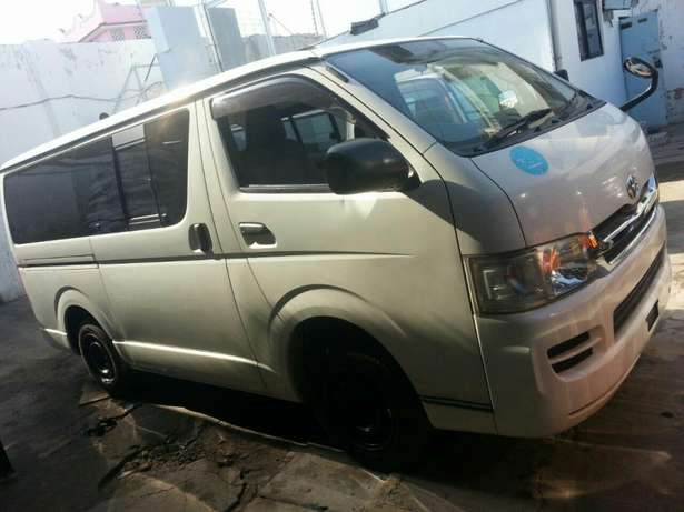 Toyota hiace New arrival mbs Mtwapa - image 3