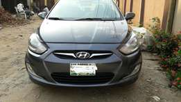 Clean 2013 Hyundai accent Auto