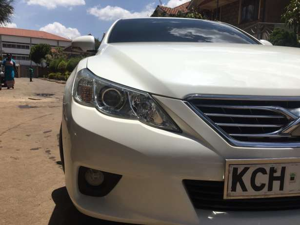 2010 Toyota Mark X for sale Akiba - image 7