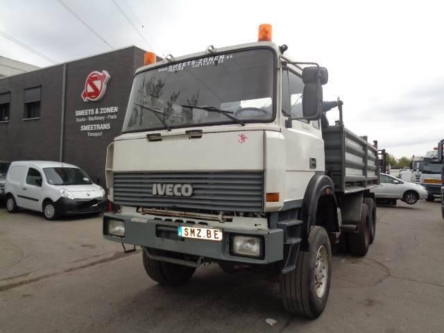Iveco 260 260 E 34 6x6 V 8 - 1992