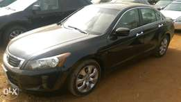 2009 Honda Accord up for grabs