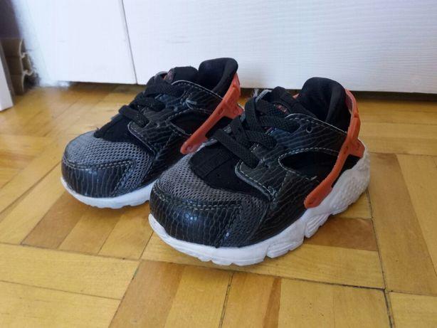 Całkiem nowy najnowsza kolekcja sprzedaż online Nike huarache buciki adidasy dla chłopca 21 prawie nowe ...