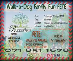 Walk-a-Dog Family Fun FETE