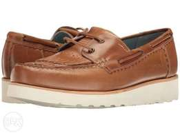 Grenson Mocassin Tan Shoes