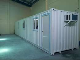 Office Containers 40 Foot