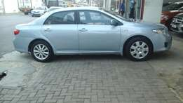 2007 Toyota Corolla Professional 1.8 for sale at R105000