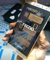 Great, Tecno Phantom 6 plus 4GB 64GB Internal capacity.