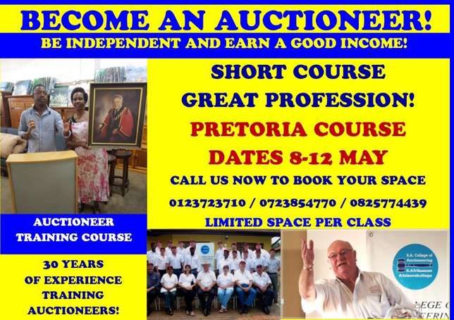 Become an Auctioneer! Andeon - image 1