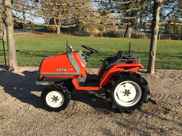 Kubota Aste A15 Minitractor / Mini Tractor
