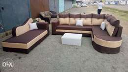 NEW best Quality 8seaters L sofas n chase Louge*#free delivery*;