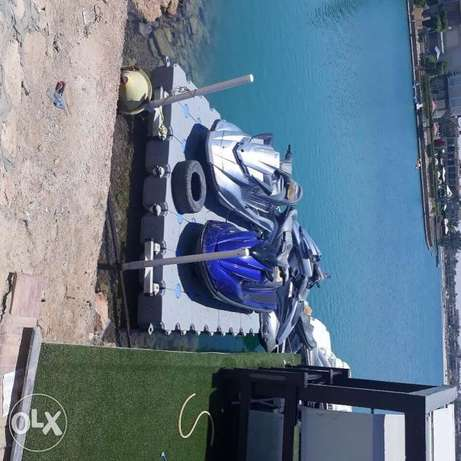 Floating Docks for Jetski