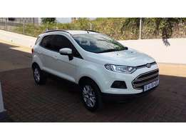 2017 Ford EcoSport 1.5TDCi Trend for sale