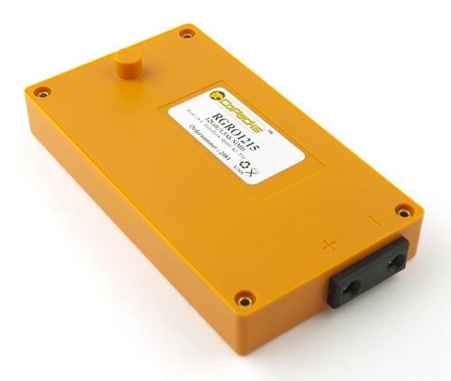 Grossfunk RGRO1215 accumulator for loader crane