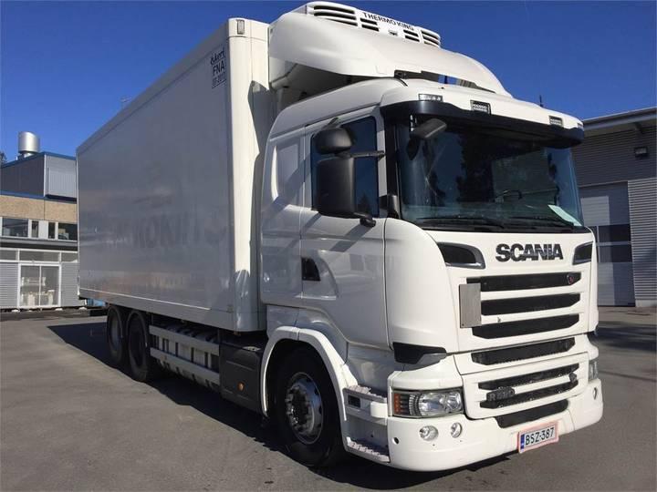 Scania R520 6x2/4700 - 2015