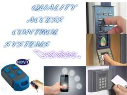 All types of Access control systems