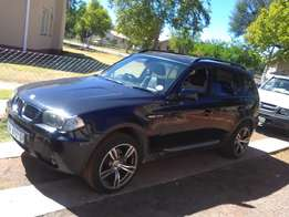 Bmw X3 2006 2.0D Manual for sale or to swop
