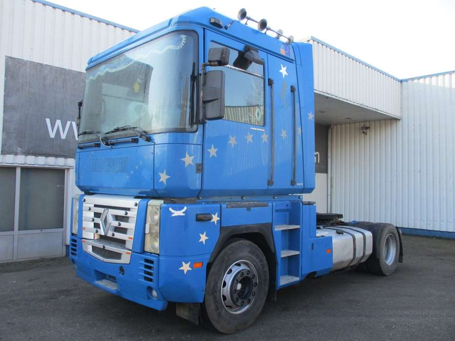 Renault Magnum AE 440 , ZF Manual , Airco , Intarder - 2020