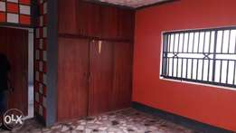A room self contain to let at power line sanyo ibadan