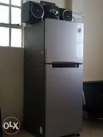 Sumsang two door refrigerator, Ramton gas cooker, sum sang Radio and Ngong - image 1