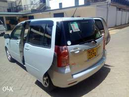 Toyota Raum Original paint, very clean with no dent(Lady used)