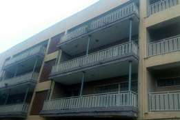 A renovated large 3bedroom flat + 1 room bq at awuse estate opebi