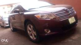 Toyota Venza 2010 full option