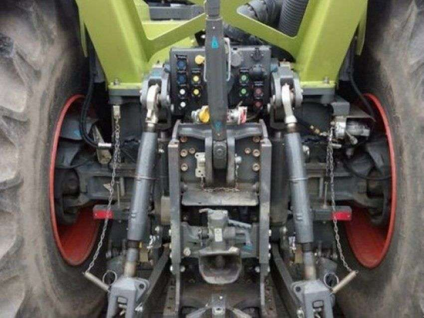 Claas xerion 3800 trac vc - 2012 - image 9