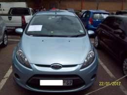 2011 Ford Fiesta 1.6 Trend 5 Door