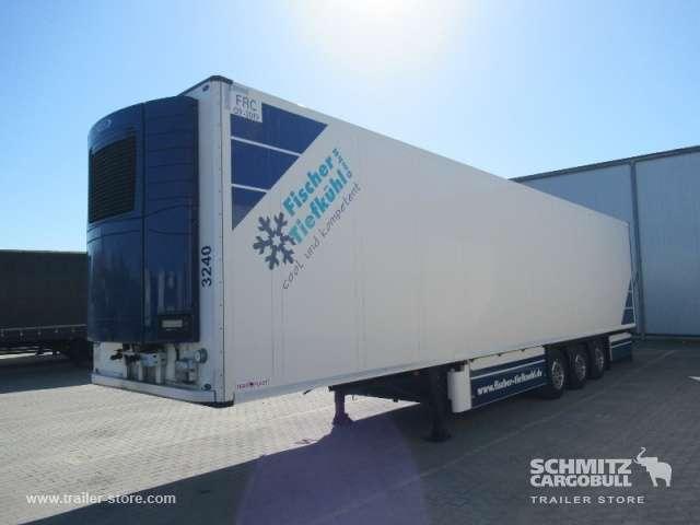 Schmitz Cargobull Tiefkühler Multitemp Doppelstock Trennwand - 2013 - image 4