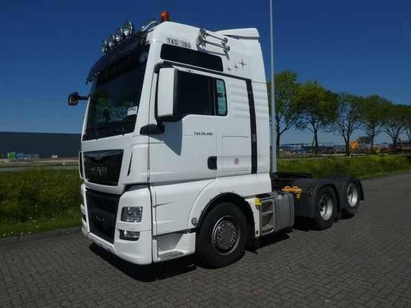MAN TGX 28.480 6x2 XXL euro 6 Intarder / Leasing - 2015