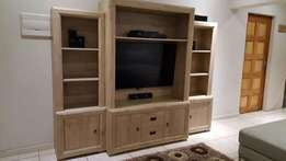 Because 3 piece entertainment unit for sale