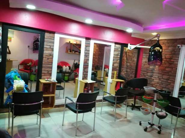Fully Equipped Salon For Sale In Kikuyu - Prime Location Pangani - image 4