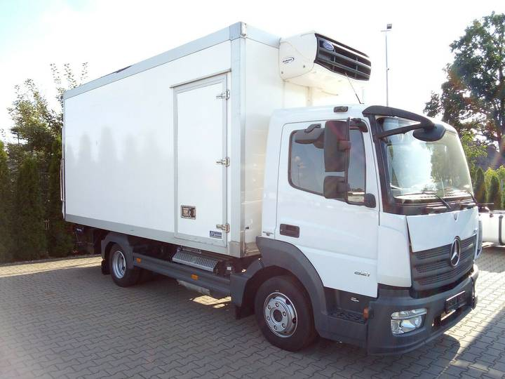 Mercedes-Benz Atego 821 Carrier Xarios 600Mt KB 1000kg 5,0m - 2014