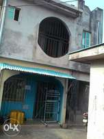 Nice upstair mini flat at Lanre Igando New town To Let