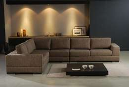 William's L shaped sofa set