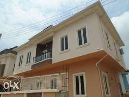 Newly built 4 bedroom duplex in Agungi Lekki Lagos