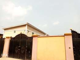 A Wow And Newly Built Miniflat At Ojodu