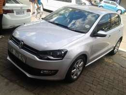 2011 polo 6 1.4 comfortline available for sale