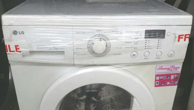 LG 5kg Direct Drive washing machine Lagos Mainland - image 4