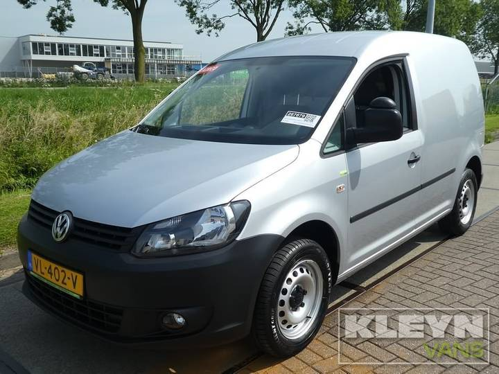 Volkswagen CADDY 1.6 TDI 102pk airco metallic - 2015