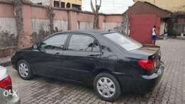 Foreign Used Toyota Corolla 2003