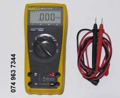 Fluke 77iii Professional Digital Multimeter 10A AC 1000V AC