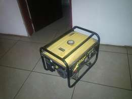 Firman portable gaseline generator SPG2500 for sale