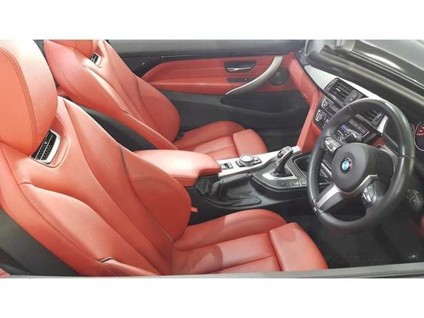2014 Bmw 4 series 435i Convertible Msport Auto Durban - image 7