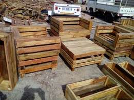 Pallet furniture's for sale