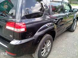 Ford escape metallic black